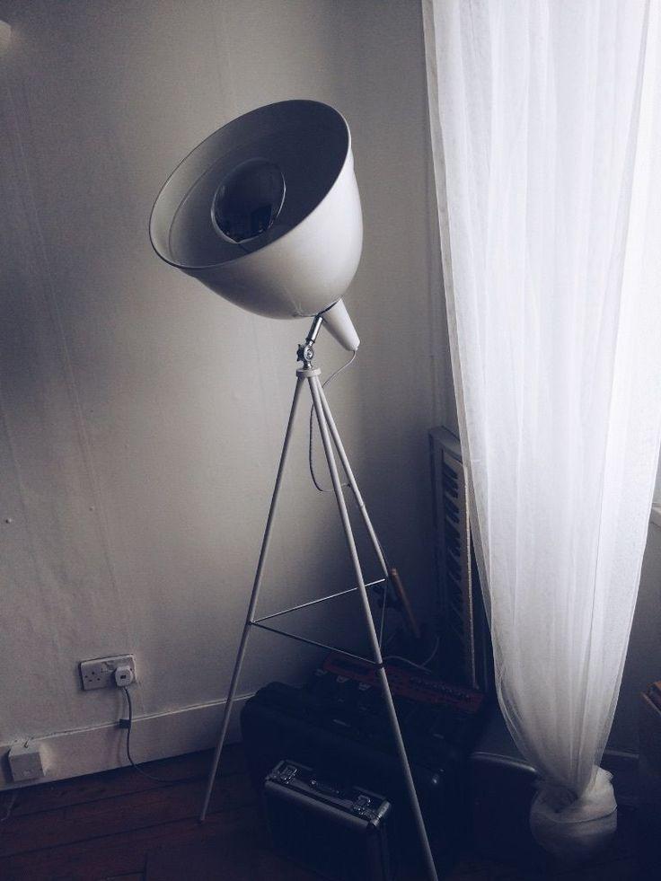 photography style floor standing lamp | Edinburgh | Gumtree