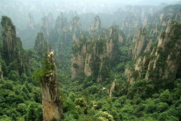 中国 武陵源景区