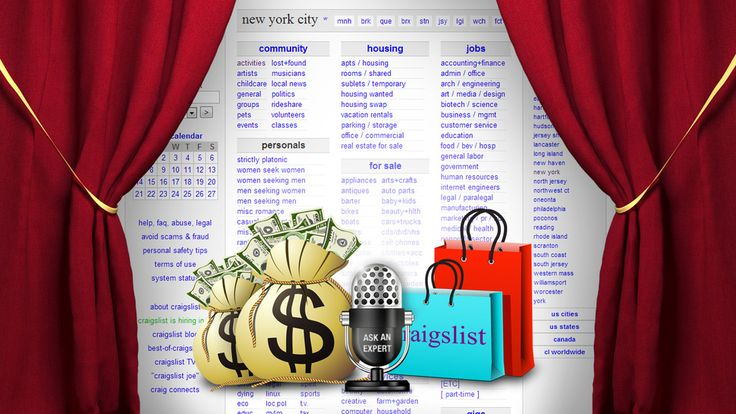 Ask an Expert All About Buying and Selling on Craigslist