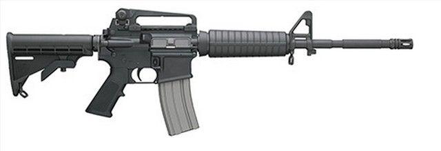 Bushmaster M4 Patrol Rifle AR-15 AR 5.56 .223 NR $