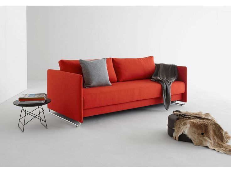Sofa Upend czerwona 504 — Sofy INNOVATION iStyle — sfmeble.pl