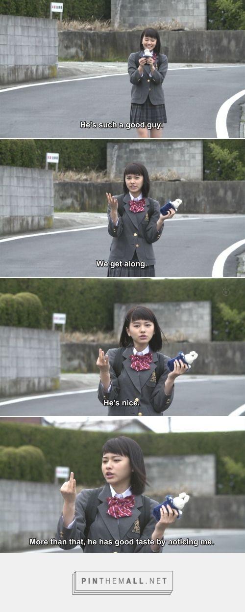 LOL.  #minami kun no koibito #japanese #drama