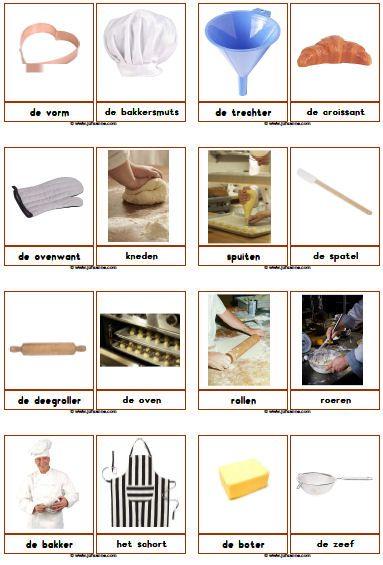 Bakker downloads - Juf Sanne