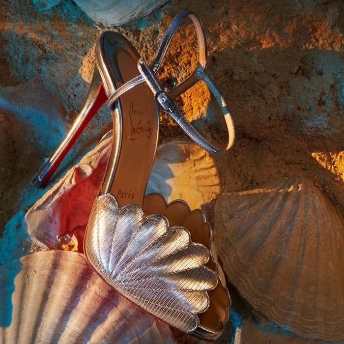 d92e4368d022 Botticella Alta Platform Sandals in Gold