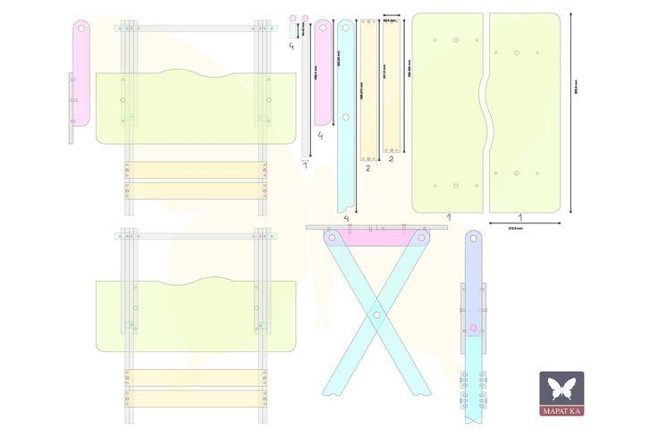 Раскладной стол — Школа ремонта