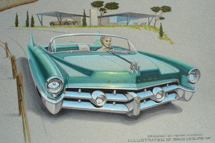 Cadillac concept art