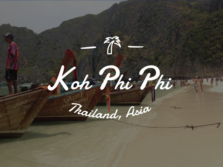 Travel Tips for Koh Phi Phi, Thailand  #KohPhiPhi #Thailand #Travel #Backpacking