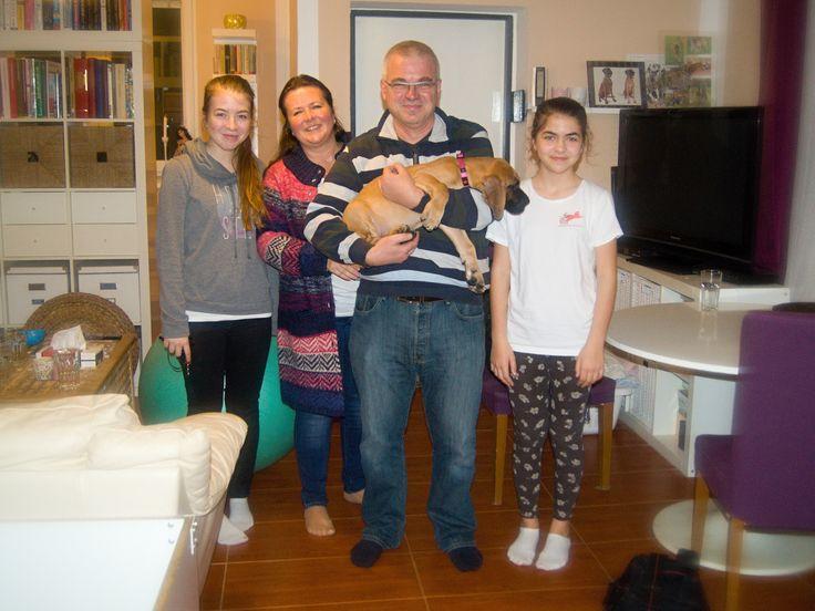 Ballerine and her new family - Vymazalovi