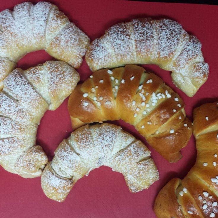 Rezept Pudding Hörnchen von Slava von jasmin172 - Rezept der Kategorie Backen süß