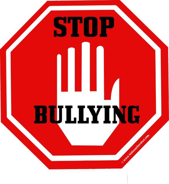 Stop Bullying Poster | No Bullying, Don't Bully, Anti ...