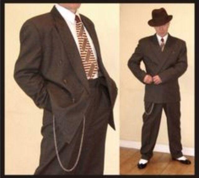 1940s Gangster Gangland Collection Pinterest