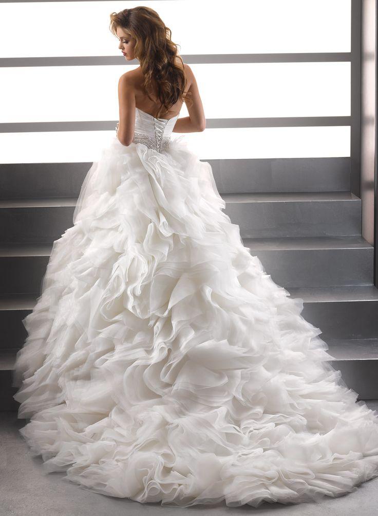 Designer Crush: Sottero and Midgley #Wedding Dresses. To see more: http://www.modwedding.com/2013/10/07/designer-crush-sottero-and-midgley-wedding-dresses #weddingdress #weddingdresses