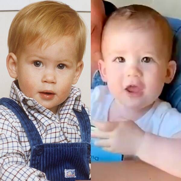 it s a day of celebration for royal watchers as prince harry and meghan markle s son baby archie harrison officially in 2020 prince harry prince harry and megan archie prince harry