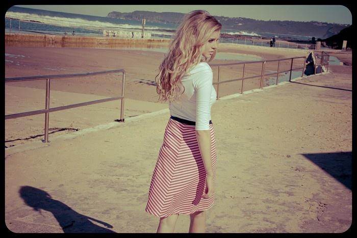 The Getaway Skirt by Wanderlust Clothing