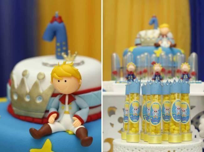 Decoração de festa infantil tema Pequeno Príncipe. (Foto: Divulgação)