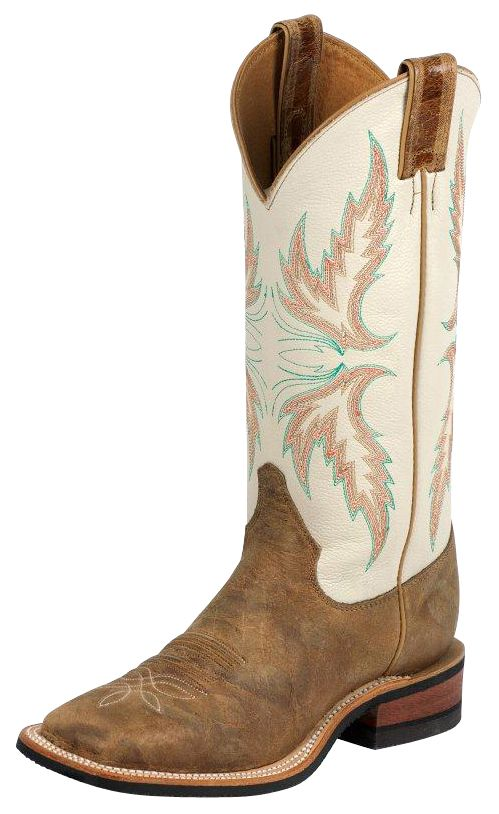 "Womens Cowhide Bent Rail J124 Toe 13"" Cowgirl Boots | valleyvet.com"