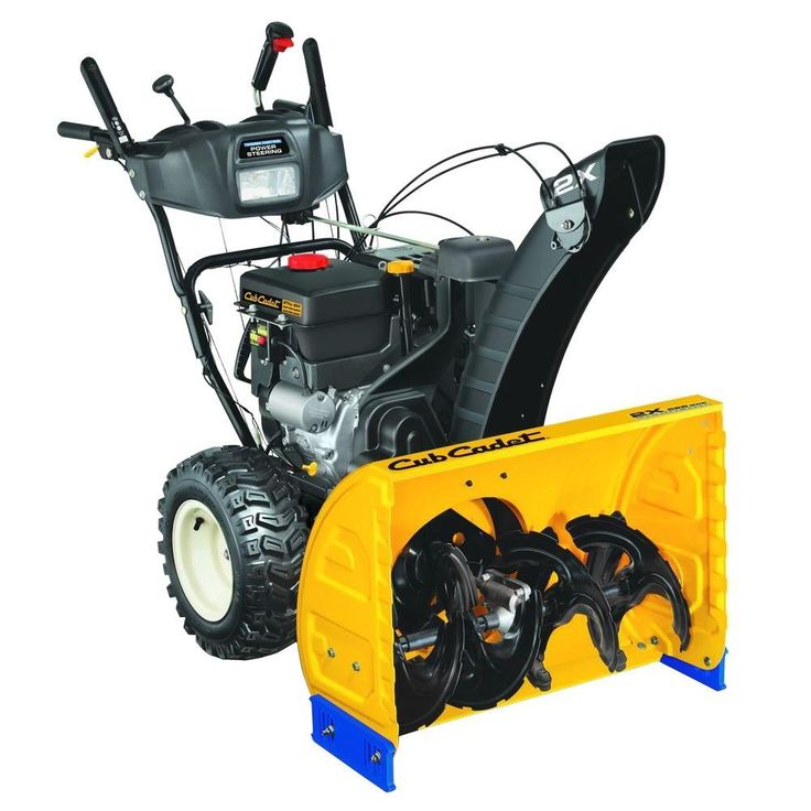 2X 528 SWE 28 in. 277cc Two-Stage Electric Start Gas Snow Blower with Power Steering
