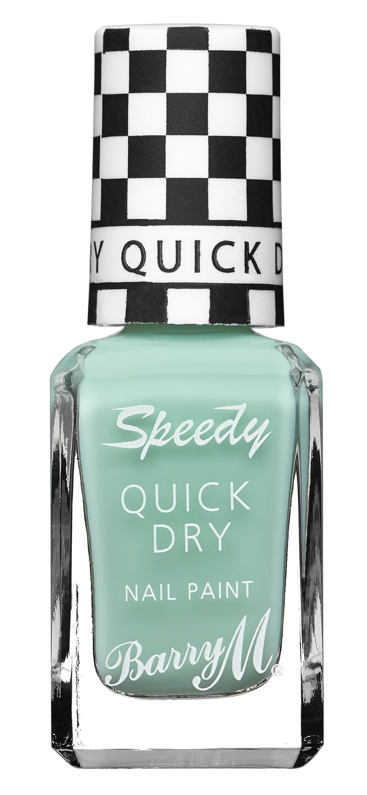 Barry M Speedy Quick Dry Nail Paint Pole Position.