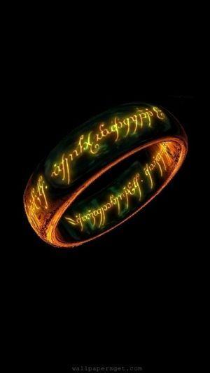 ロードオブザリングの指輪❤︎