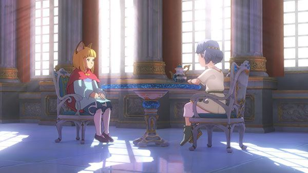 Ni no Kuni II: Revenant Kingdom E3 2017 trailer