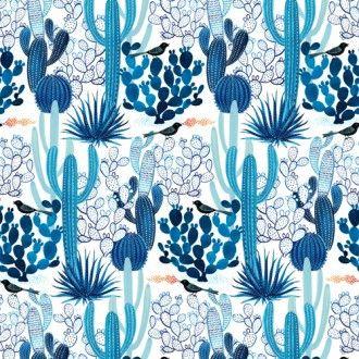 Towel Cacti White