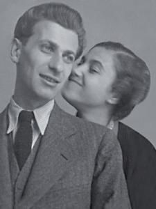 Radnóti Miklós és Fanny