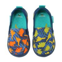 Scout in Roar  CHOOZE Shoes: Our shoes are different. Always. The left shoe is always different from the right. The collection features fun and colorful vegan shoes for toddlers, kids, youth, and women. Sizes range from 4 Toddler to 11 Women's.