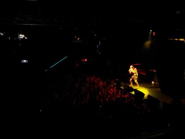 Eccentric Die Antwoord Solid at First Ave