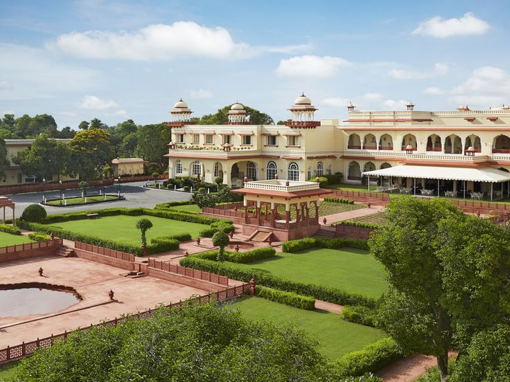 Step into a 270 year old indo saracenic architectural masterpiece set amidst landscaped