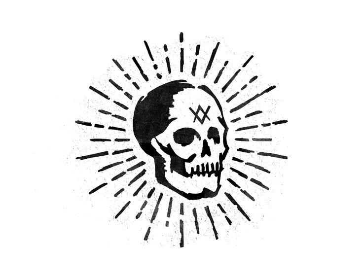 Matthew Cook - Skull