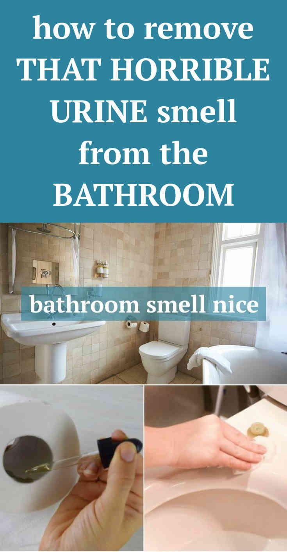 13 Easy Ways To Get Rid Of Bathroom Smells Bathroom Smells Smelling House Smells