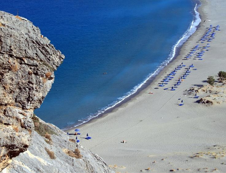 Η παραλία του Πλακιά