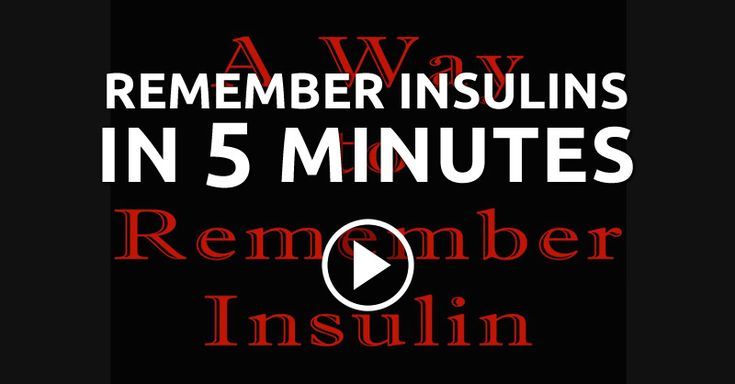 Remember Insulins in Five Minutes --- Have you ever wondered how your classmates were able to memorize insulins so easily? Here is one trick to learn insulins and never forget it again. Now you can be that confident classmate! --- #nclex #nursing #nclextips #nclex_tips #nurse #nursingschool #nursing_school #nursingstudent #nursing_student