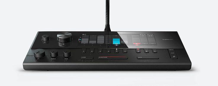 Televic Lingua Interpreter Desk on Behance