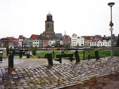 Where I was born... Deventer