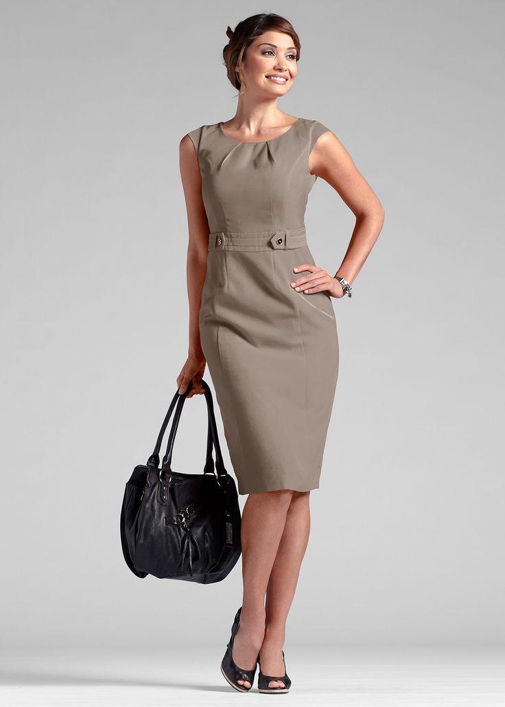 Vestido tubinho preto encomendar agora na loja on-line bonprix.de  R$ 169,00 a partir de Tubinho clássico com decote redondo, pregas aplicadas, cinto ...                                                                                                                                                                                 Mais