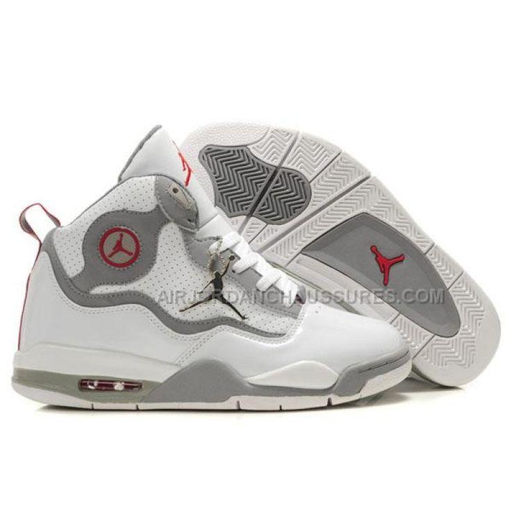 Air Jordan TC 2011 Blanc Gris, Prix : 72,00€ - jordan,air jordan,jordan pas cher,air jordan pas cher,air jordan femme,air jordan chaussures