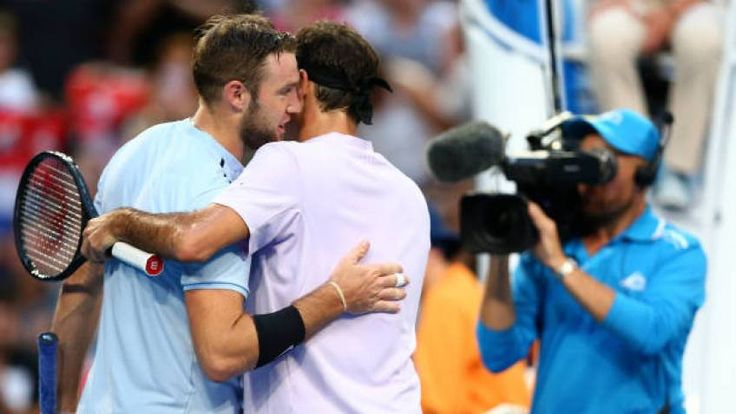 Jack Sock: 'Tennis is changing, there is a new wave'