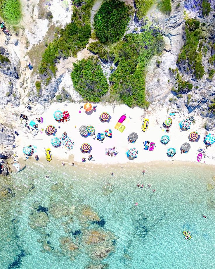 Chalkidiki, the peninsular paradise just a few km from Thessaloniki