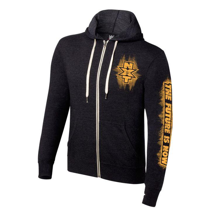 NXT the future is now sweatshirt