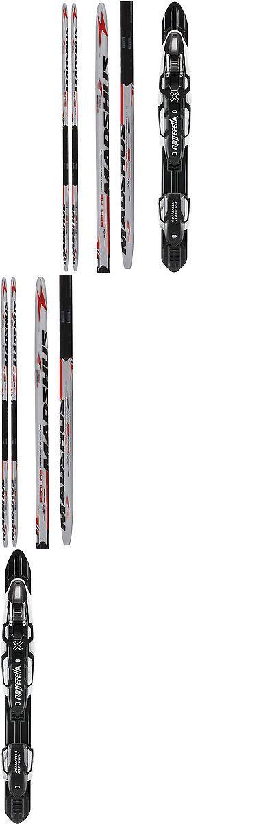 Skis 36267: Madshus Redline Carbon Skate Xc Skis Mens 190Cm (80-95) + Rossignol Bindings -> BUY IT NOW ONLY: $395.95 on eBay!