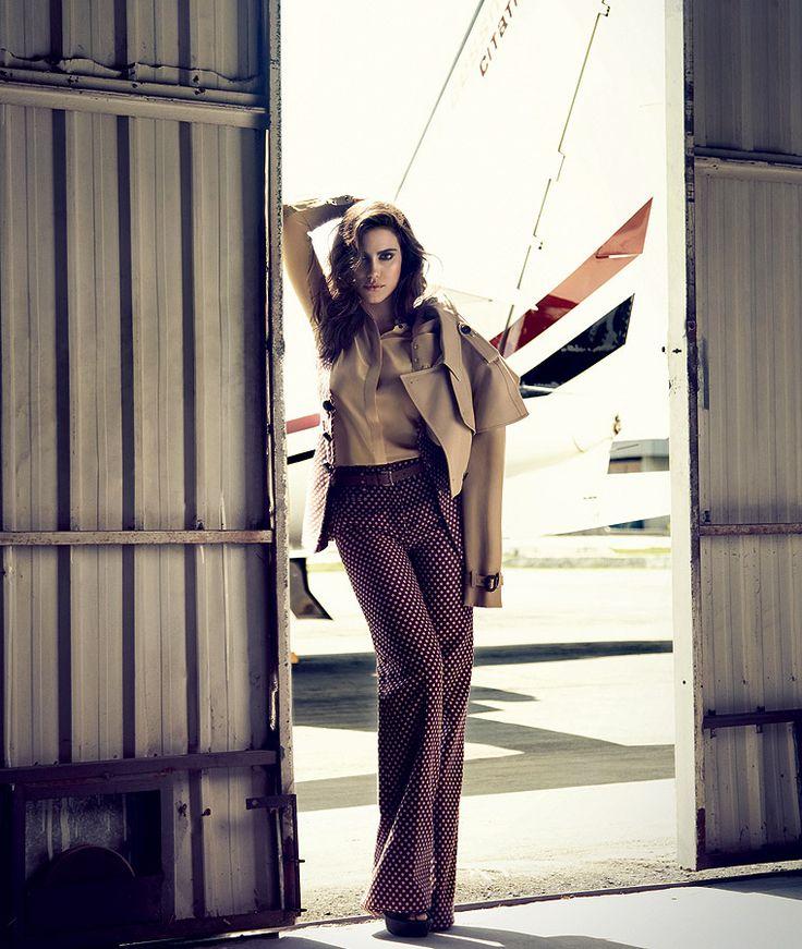 Versátil, cosmopolita e... impecável! Luisa Moraes aponta o caminho para brilhar em qualquer lugar do mundo. http://abr.io/J2fl