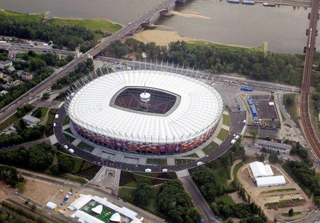EURO2012, Warszawa, Poland