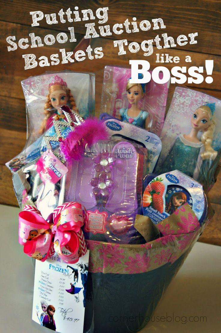 7 steps to putting together baskets like a Boss!