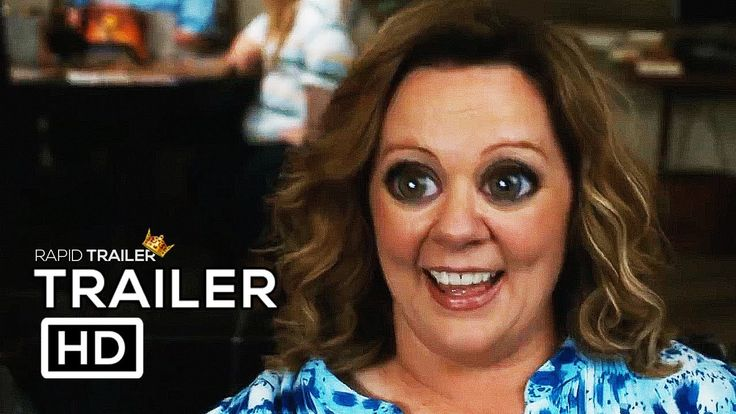 LIFE OF THE PARTY Official Trailer #2 (2018) Melissa McCarthy Comedy Movie HD - YouTube