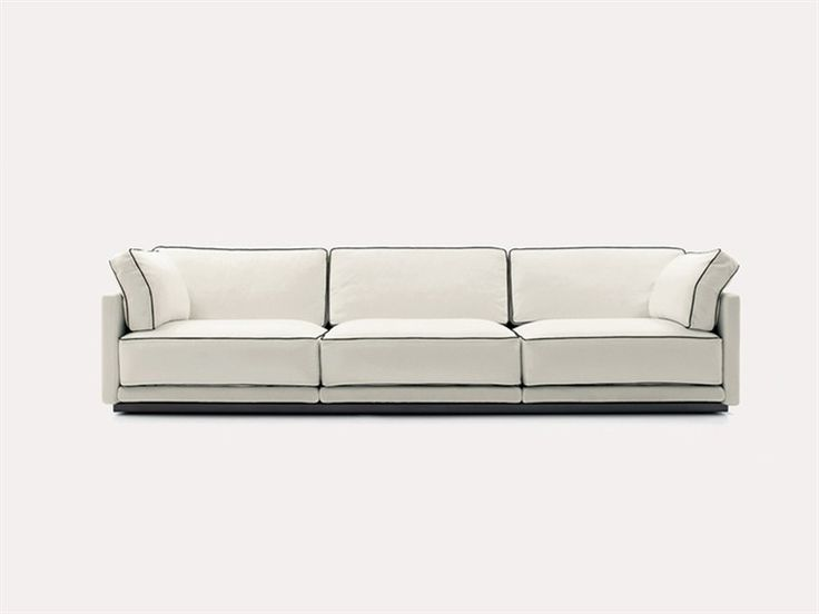 3 seater sofa AVENUE - Nube Italia
