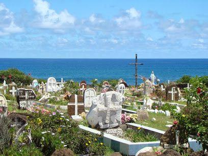 Hanga Roa, Easter Island, Valparaiso, Chile