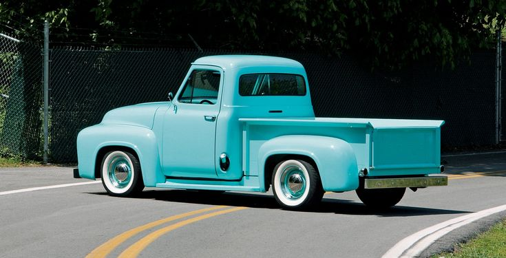 Cheap Classic 1955 Ford F100 For Sale -    Today You Can Get Great Prices On 1955 Ford F-100 Trucks: http://www.ruelspot.com/ford/affordable-vintage-1955-ford-f100-for-sale/  #1955FordF100ForSale #FordPickupTrucks #Classic1955FordF100