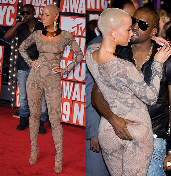 50 worst VMA outfits of all time | The facts, The o'jays and Amber