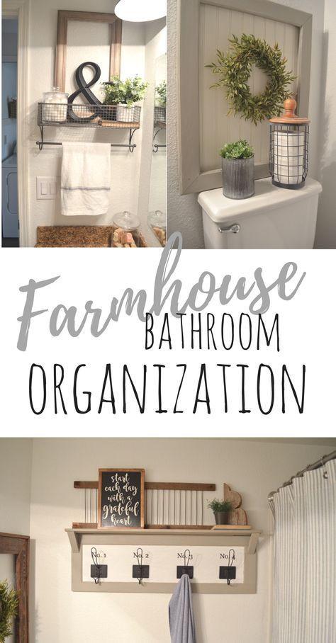 Bauernhaus schlechte Organisation. Bauernhaus Badezimmer Dekor. Badezimmer Lagerung # …